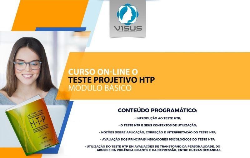 CURSO ON-LINE TESTE HTP