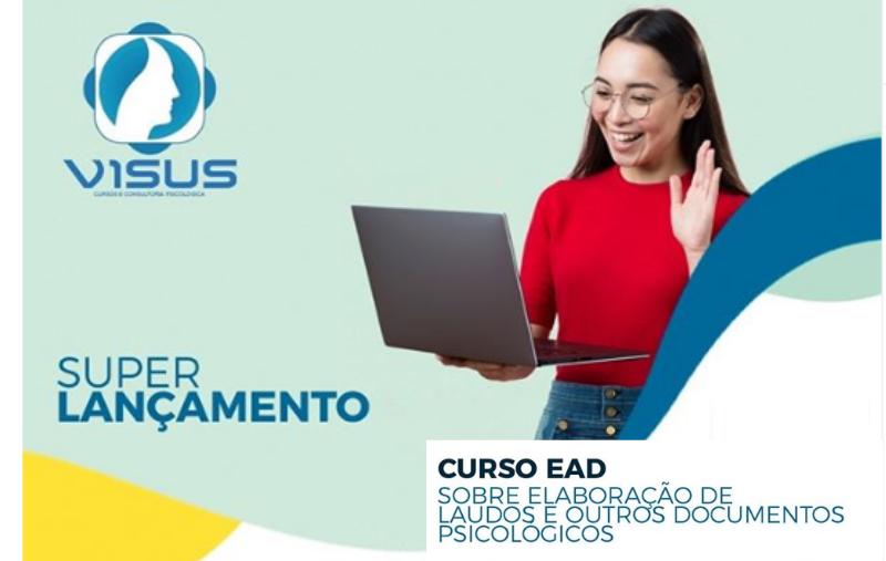 CURSO EAD ELABORAÇÃO DE DOCUMENTOS PSICOLÓGICOS